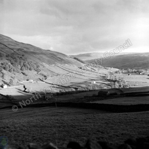 Swaledale, Bowes View